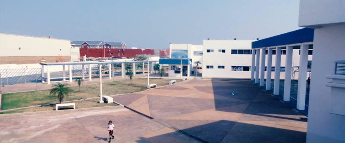 Instalaciones Colegio San Ángel Coatzacoalcos