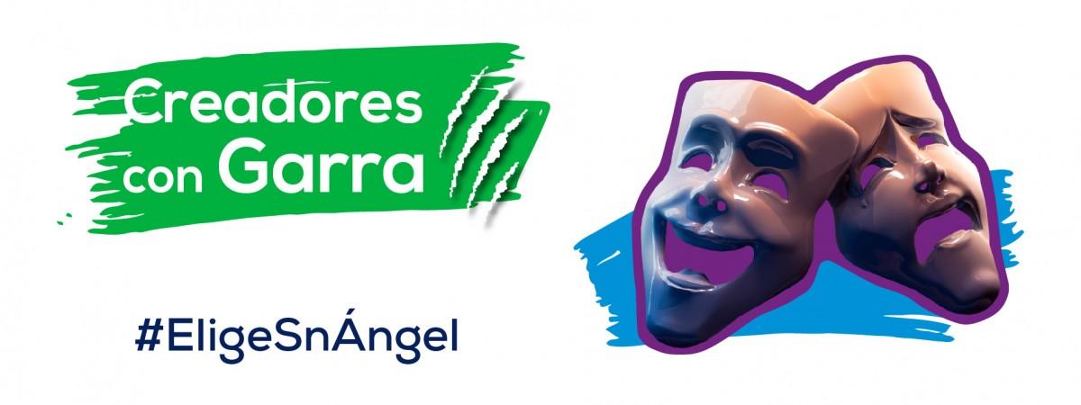 CREADORES CON GARRA: ARTE - TEATRO