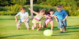 Actividades lúdicas al aire libre para la familia