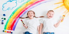 5 consejos para ayudar a los niños a expresarse artísticamente
