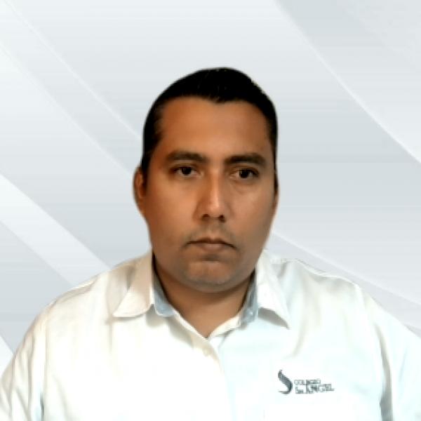 Mtro. José Angel Castillo Torres